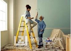 Ремонт и подготовка стен под обои