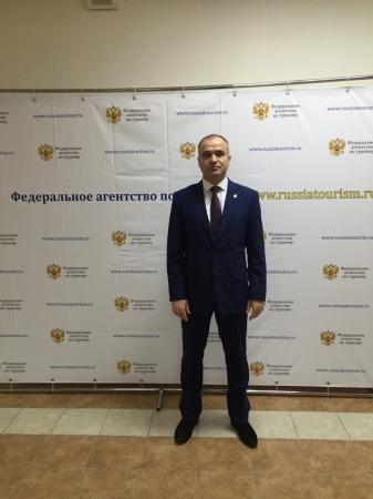 Глава администрации города Феодосии Станислав Крысин принял участие в установочном совещании по созданию «Ассоциации курортных городов»