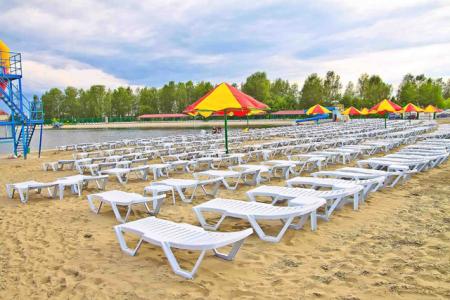 В самом начале весны состоится первая выставка пляжного оборудования
