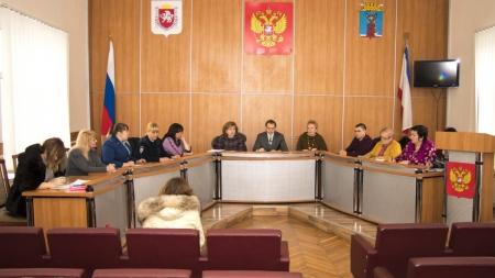 В Администрации Феодосии прошло заседание комиссии по делам несовершеннолетних