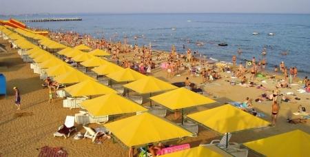 В Крыму объявлены конкурсы на право заключения договоров о благоустройстве пляжей