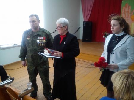 В селе Береговое отметили годовщину советских войск из Афганистана