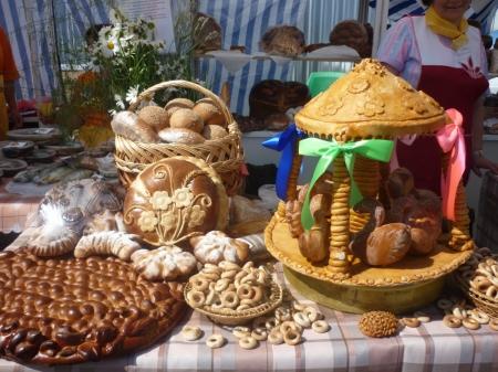 В Орджоникидзе состоялась очередная ярмарка