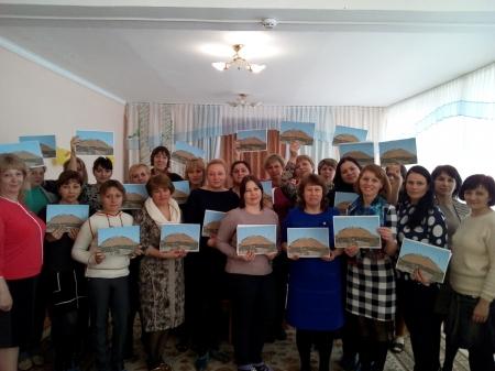 В Феодосии прошел мастер-класс по патриотическому воспитанию детей