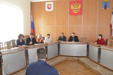 В Администрации Феодосии прошел очередной конкурс на замещение вакантных должностей