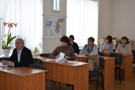 В Насыпном прошло совещание рабочей группы по оказанию практической помощи