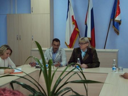 В Орджоникидзе состоялось совещание с предпринимателями