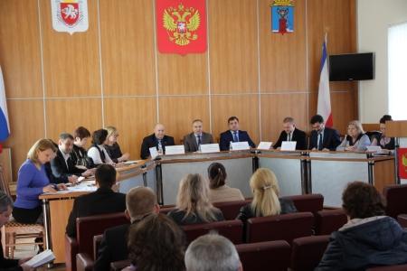 В Администрации Феодосии прошло заседание Межведомственной комиссии по увеличению налогового и неналогового потенциала