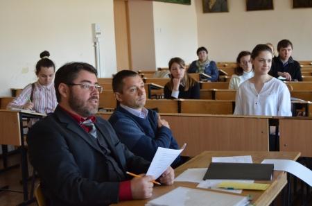 Феодосийцы приняли участие в  Республиканском конкурсе научно-исследовательских работ учащихся Малой академии наук Крыма «Искатель»