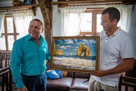 Коктебель стал побратимом болгарского Калофера