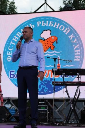 В Феодосии прошел четвертый фестиваль рыбной кухни «Барабулька»