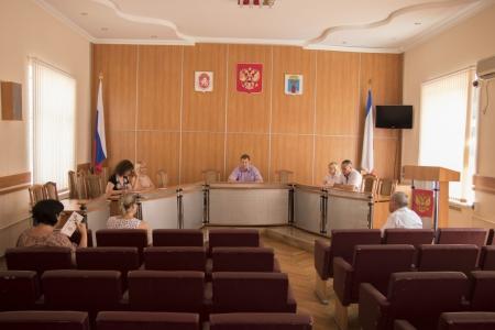 Результаты конкурса на замещение вакантных должностей в Администрации Феодосии
