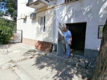 Многоквартирные дома Орджоникидзе: собрания жильцов и косметический ремонт