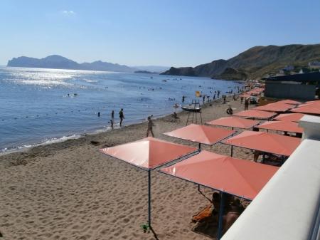 Мониторинг пляжей Орджоникидзе
