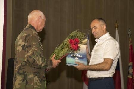 В Феодосии отметили 30-летие городской общественной организации «Ветераны Афганистана и других локальный войн»