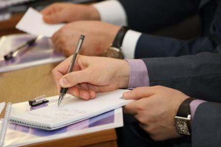 В Администрации Феодосии прошло заседание транспортной комиссии