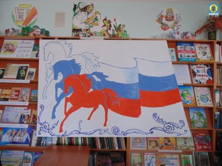 День флага в Береговом – 60 спортсменов и 22 художника