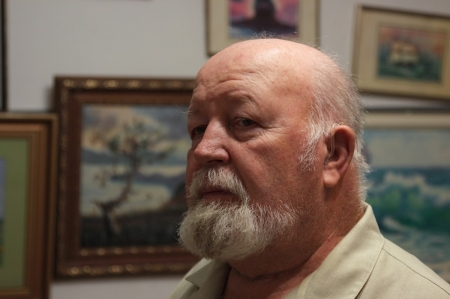 В музее А.С. Грина откроется необычная выставка Степана Малышева