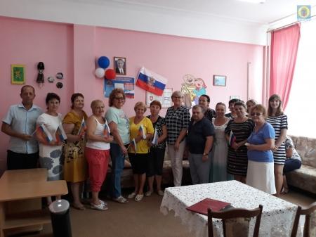 День флага в Орджоникидзе