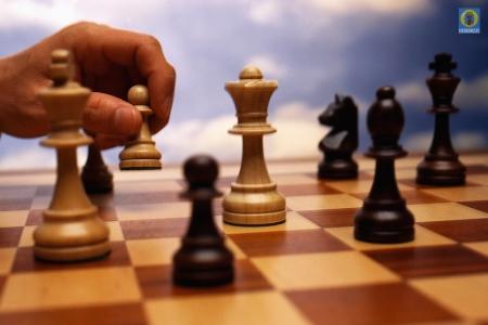 Ко дню знаний – шахматный турнир!