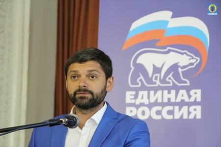 Андрей Козенко провёл встречу с жителями Феодосии