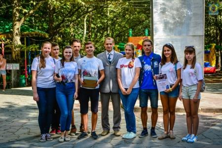 Война глазами детей: В Феодосии прошел исторический квест «1944. Дети Победы»
