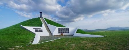 50-летие со дня открытия Кургана Славы