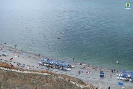 В Орджоникидзе проверили пляжи