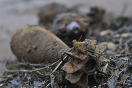 Действия граждан при обнаружении взрывчатых веществ