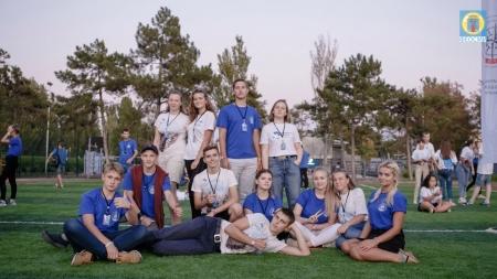Делегация из города Феодосия завершила свой первый региональный молодёжный форум «Таврический Бриз»