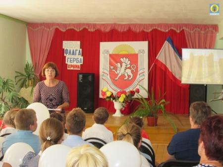 В Береговом состоялся праздничный концерт