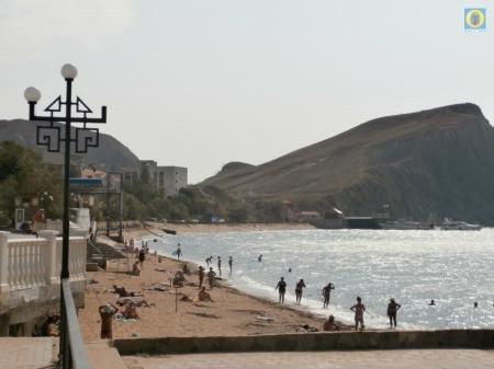В Орджоникидзе провели мониторинг пляжей