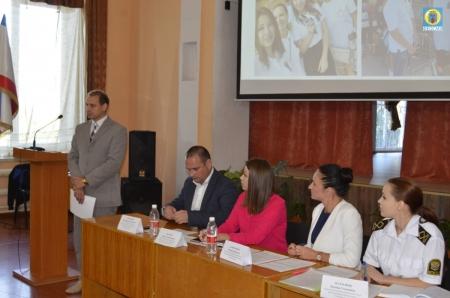 В Феодосии состоялось заседание Молодежного общественного совета при Феодосийском городском совете Республики Крым