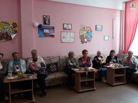 В Орджоникидзе состоялась праздничная программа «В кругу друзей», посвященная Дню пожилого человека