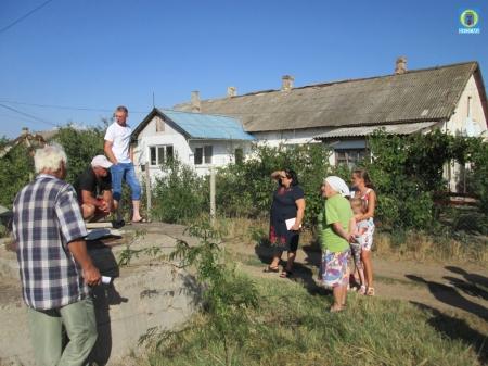 В селе Узловое решили вопрос с водой