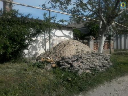 Мониторинг правил благоустройства в селе Ближнее