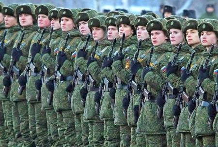 В Приморском состоится информационно-агитационная акция «Военная служба по контракту — твой выбор»