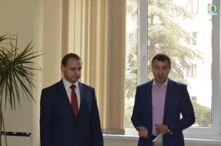 В Феодосии назначен новый руководитель МУП «Рабус»