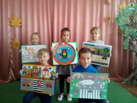 Стартует муниципальный этап конкурса «Дорога глазами детей»