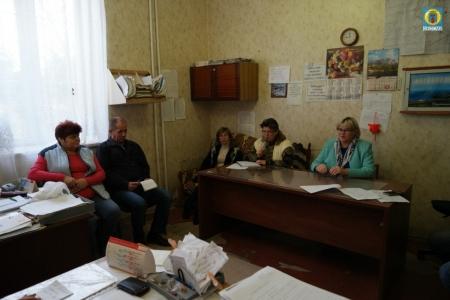 Глава Орджоникидзевской поселковой Администрации Татьяна Зубрилова провела рабочее совещание в МУП «КБ Орджоникидзе»