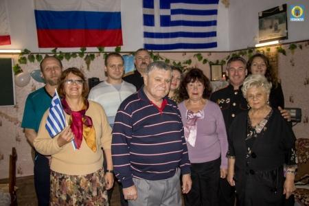Сергей Фомич поздравил греков Феодосии с национальным праздником