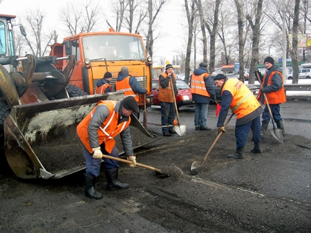 На ремонт и содержание феодосийских дорог в текущем году потратят 30,5 млн рублей
