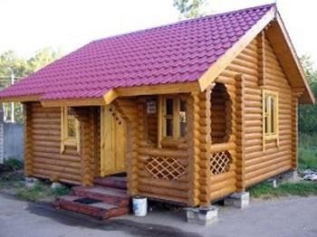 Особенности конструкции крыши деревянных домов.