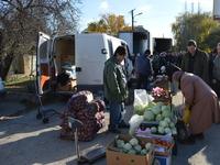 В Феодосии возобновили работу сельскохозяйственные ярмарки