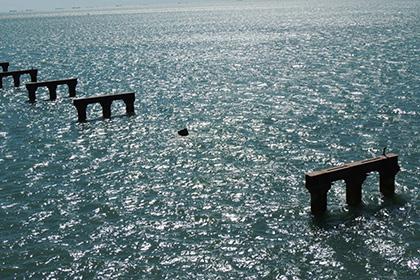 Ущерб от столкновения сухогруза с опорой моста через Керченский пролив компенсирует страховка