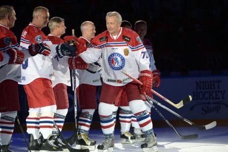 Финальная серия крымского дивизиона Ночной хоккейной лиги возрастной категории «40+» стартует в Симферополе