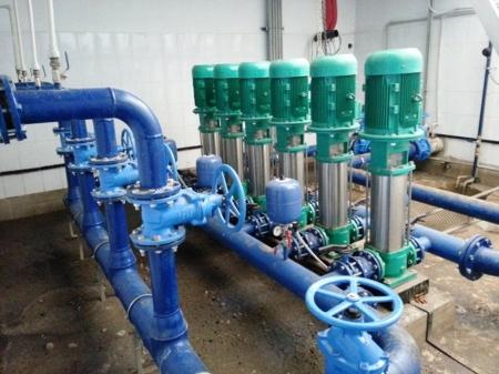 Феодосийские власти направят в текущем году 115 млн руб на запуск ряда объектов хозяйственно-бытового водоснабжения