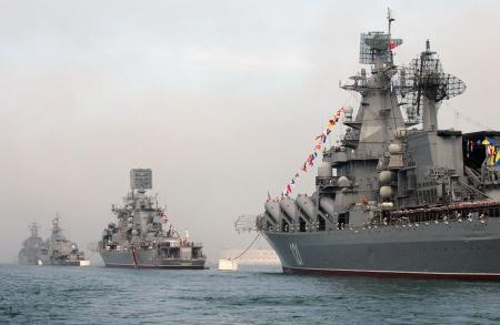 Черноморский флот является мощным оперативно-стратегическим объединением – Белавенцев