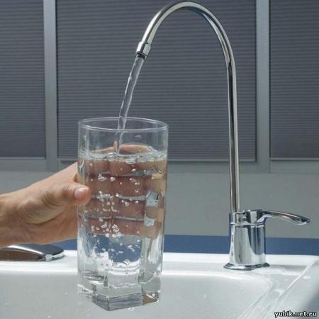 Феодосия обеспечена питьевой водой до конца лета