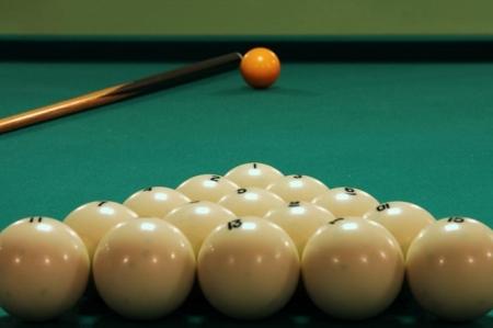 Чемпионат Крыма по бильярду пройдёт в Феодосии